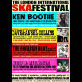 London International Ska Festival A1 Poster